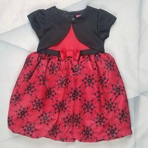 Park Bench Kids Toddler 2T Dress